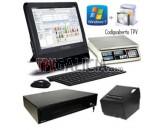 Pack TPVGalicia POS-1500 Táctil con Programa TPV + Balanza