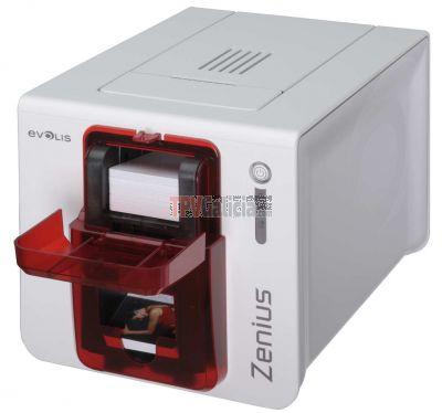 Evolis Zenius - Impresora de tarjetas PVC