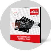 Programa exclusivo para la creación e impresión de etiquetas Porta Precios - Price Tag XS