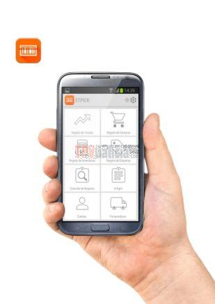 Módulo BG-ETPICK - Gestión de Inventarios y pedidos con PDA y Código de Barras