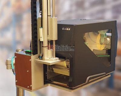 Sistema Completo Aplicador de Etiquetas Automático AG4000T