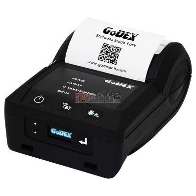 """Godex - MX30i - Impresora de etiquetas portátil de 3"""""""