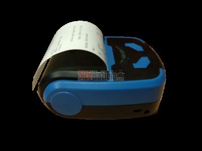 """Impresora de recibos RTV-10 de 80"""" Portátil BT-WiFi  con funda de cinturón incluida."""