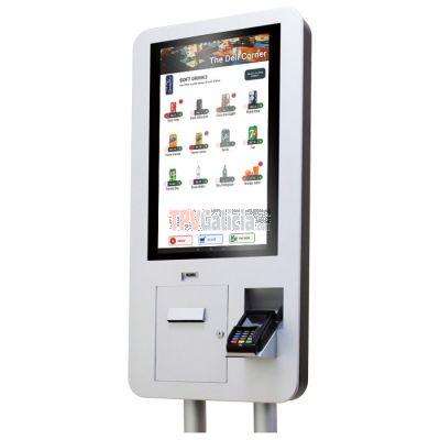 TG-250-AND - Kiosco táctil autoservicio con android e impresora integrada