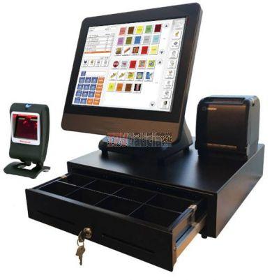 Pack TPV táctil LUNARPOS completo con Software TPV AG-Retail