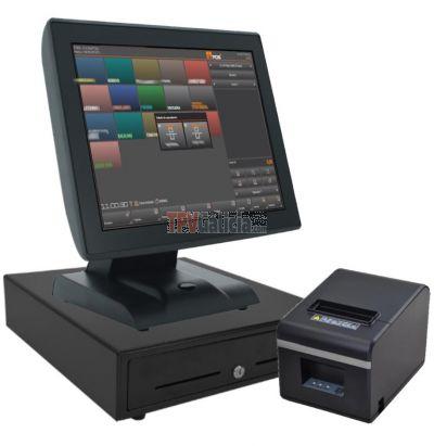 Pack TPV Táctil ALTAIRPOS Neo para PELUQUERIAS con programa ETPos-Light