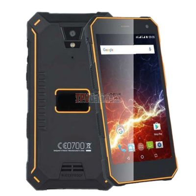 "PDA Android Rugerizada TG-X20-ORANGE - 5""- 4G - IP68"
