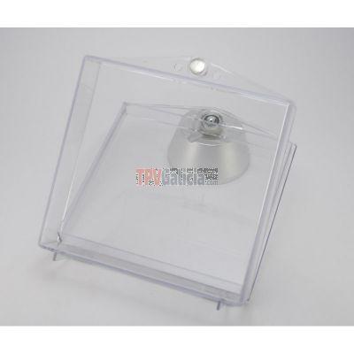 Protector BOX cerrado - Medida DVD doble, cartuchos de tinta, videojuegos - Caja 20 unidades