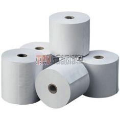 Caja de 30 rollos de papel térmico 80 x 25 x 12