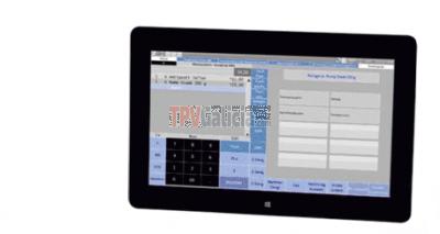 Tablet telecomanda BLUEPOS Schultes para Hosteleria
