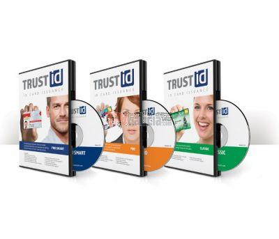 Software Diseño de Tarjetas Magicard Trust ID
