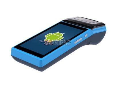 Terminal Táctil Portátil de Facturación PDA BG-ZQM con Impresora Térmica para vendedores con programa RUTA-VENTA-DROID/PRO