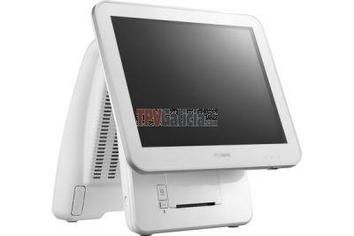 Terminal TPV táctil POSBANK IMPREX-PRIME J19-15 con Impresora integrada - Color Blanco