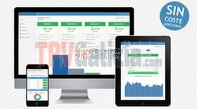 Software TPV para Restaurantes TPVGALICIA-POS Hostelería Ready