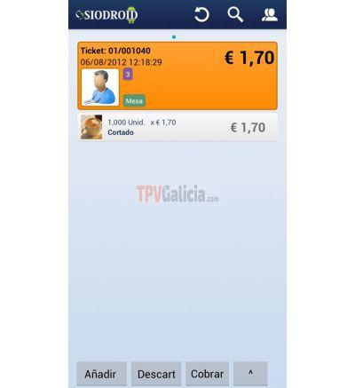 Pack Licencia de Sioges SERVER + 6 licencias Siodroid para comanderas