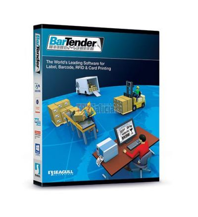 Software de impresión de etiquetas BarTender Basic