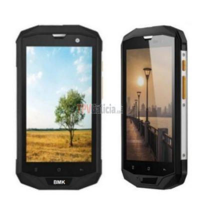 """Nueva terminal movil PDA 5"""" rugerizada muy resistente con protecciones de goma, Android 7.0, 2GB, 16GB, 4G LTE, con lector de código de barras 2D y NFC, ideal para empresas de transporte y logísitica."""