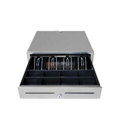 Cajón portamonedas Automático - Acero y Total Inox