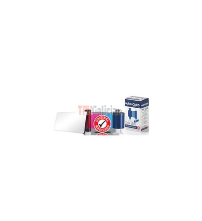 Kit de limpieza (5 tarjetas, 1 bolígrafo) para impresoras Magicard