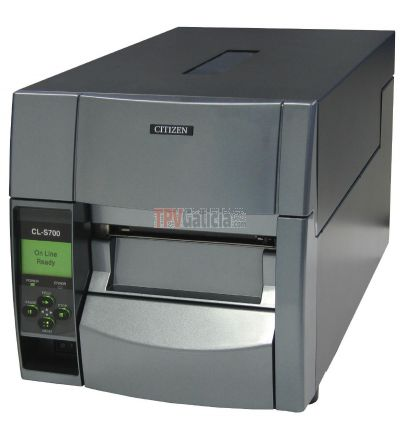 Citizen CL-S700R - Con Dispensador de Etiquetas y Rebobinador interno - Impresora de etiquetas