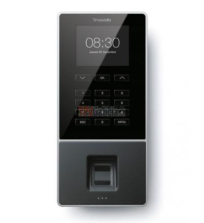 Safescan TimeMoto TM-626 - Sistema de control de presencia por huella, RFID o PIN