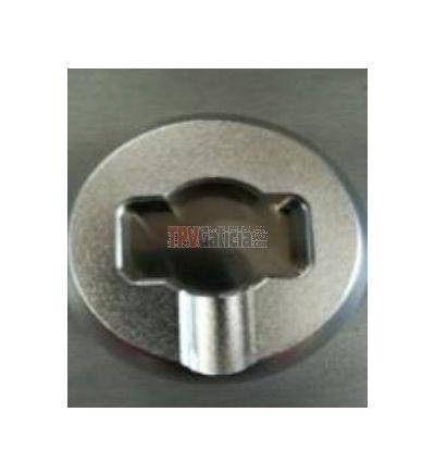 Desprendedor magnético de sobremesa Óptica Hammer con Supercierre - Aluminio