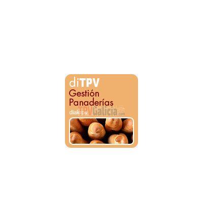 DiTPV Programa para Panaderías y Pastelerías