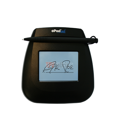 Tableta capturadora de firma digital Epadink/Int USB VP9805 con software