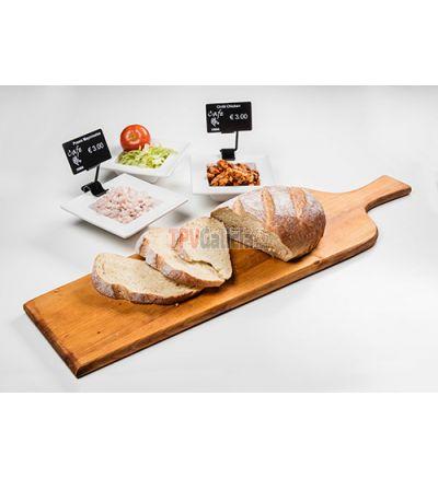 Tarjetas PVC para impresoras de tarjetas aptas para uso alimentario (Food Safe)