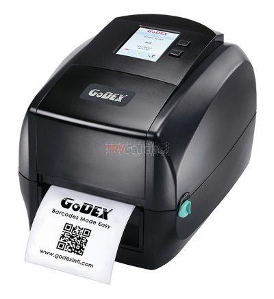 Godex RT860i - Impresora de etiquetas