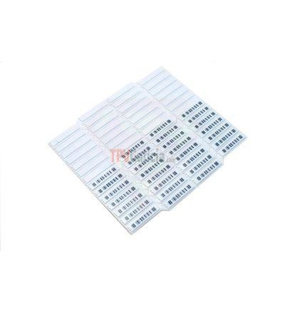 Etiqueta adhesiva Waterproof AM 58KHz - Caja 2500 unidades