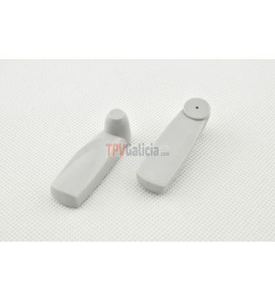 Etiqueta Mini Pencil Flat RF 8,2MHz (PS) - Caja 1000 unidades