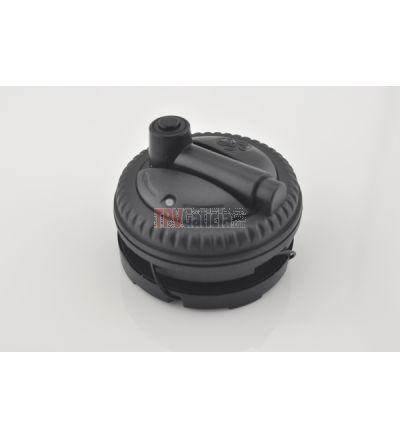 Spider dual RF 8,2MHz - AM 58KHz cierre súper Color Negro - Caja 25 unidades