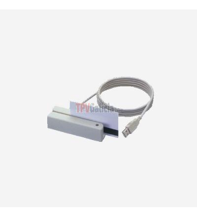 Lector de tarjetas de banda magnética LBM-MSR213