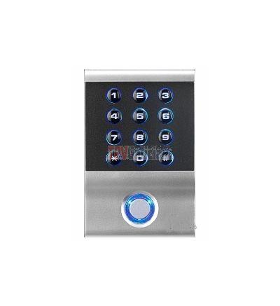 Terminal de Control de Accesos por tarjeta RFID, PIN y software