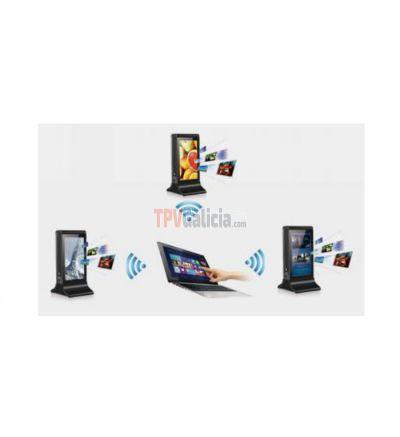 Tablepower Fijo - Powerbank y Publicidad en mesas