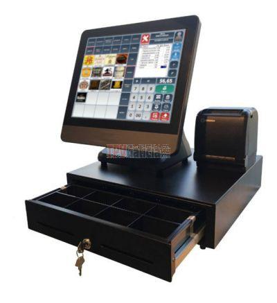 FIRESOFT TPV para la gestión de ventas de Restaurantes, Cafeterías, Pizzerías, Discotecas, Fast-Food, etc. Puede trabajar con mandos, monitores cocina, etc...