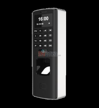 SCANPEK BA-M7 Huella/Tarjeta EM- Kit de Control Horario con Lector y Programa de Gestión