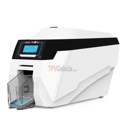 Magicard Rio Pro 360 - Impresora de Tarjetas PVC