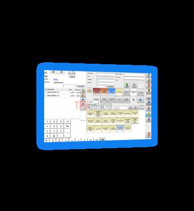 Sofware TPV para Comercios