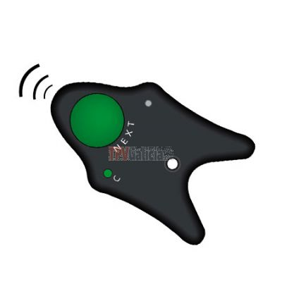 Mando a distancia adicional de control número de turno sistemas TG-TURN-MULTI