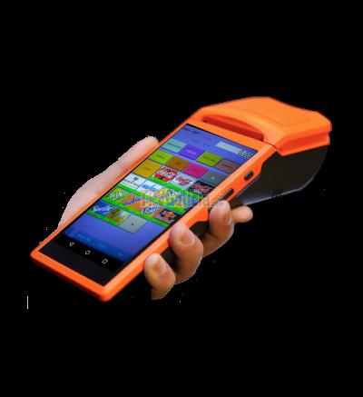 Caja Registradora TPV Portátil MINI-POS con software Android
