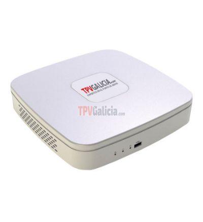 Grabador NVR para cámaras IP
