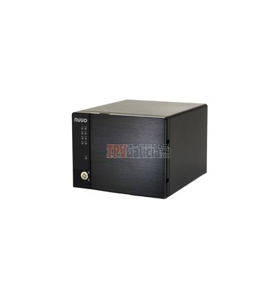Grabador en red NVR para 16 cámaras IP, Capacidad hasta 4 HDD SATA, GigaLAN