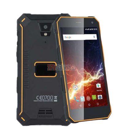 "PDA Android Rugerizada TG-X20-ORANGE - 5""- 4G - IP68"