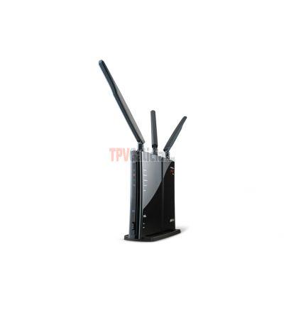 Buffalo WZR-HP-G450-EU - AP/Router alta potencia MiMo 3x3 hasta 450Mbps GigabitEthernet