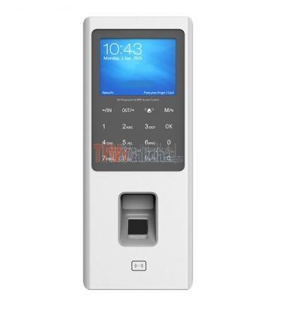 SCANPEK BA-XW2 Huella/Tarjeta EM- Kit de Control Horario con Lector y Programa de Gestión