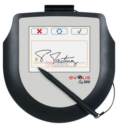 Bundle - Terminal de firma digital Evolis Sig200 + signoSign/2