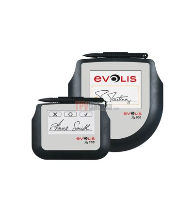 Bundle - Terminal de firma digital Evolis Sig100 + signoSign/2