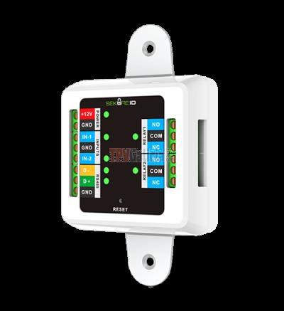Controladora de accesos antimanipulación 2 puertas - SECURE-TG-CONTROLLER